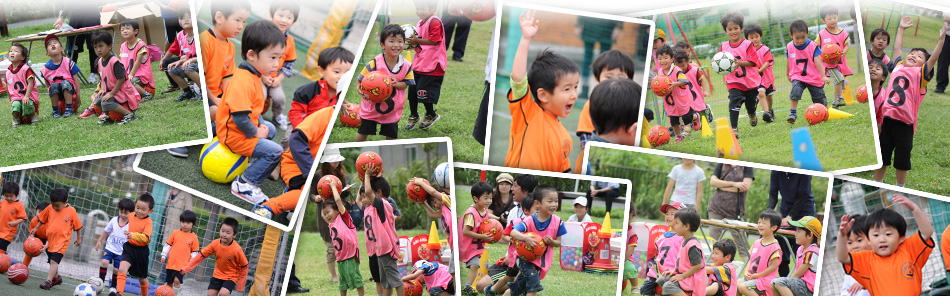 東京、埼玉、千葉、神奈川周辺を中心に活動しているスフィーダサッカークラブです